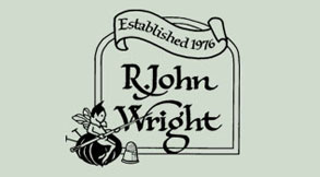 R. John Wright Logo