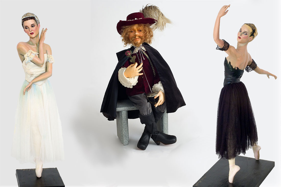 Photo of Cyrano doll