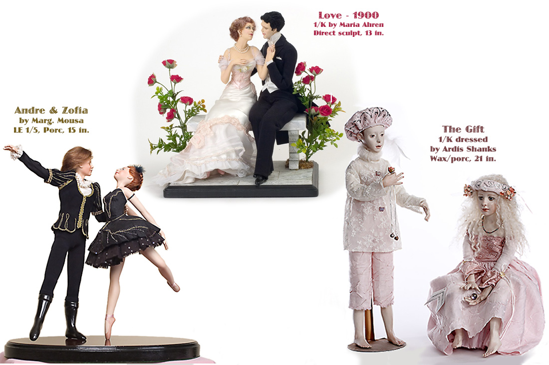 Valentine's Day Themed Dolls Themed Dolls