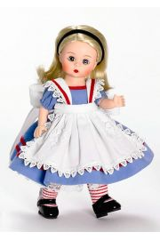 Collectible   doll Alice in Wonderland 2010 by Madame Alexander