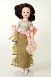 Collectible   doll Floral Romance Bridesmaid by Madame Alexander