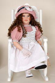 Collectible Limited Edition Vinyl soft body doll Julia Vinyl - Schrott by Rotraut Schrott