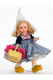 Collectible   doll Holland 2008 by Madame Alexander