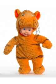 Collectible   doll Classic Tigger Peekaboos by Madame Alexander