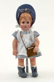 Collectible Limited Edition Other Media doll Poppy Pippin School by Linda Murray