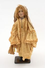 Collectible Limited Edition Other Media doll For the Squire by Linda Murray