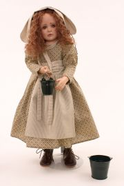 Collectible Limited Edition Other Media doll Fern by Linda Murray
