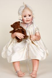 Collectible Limited Edition Other Media doll Abbie by Linda Murray