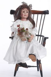 Collectible Limited Edition Other Media doll Elisabeth by Linda Murray