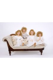 Collectible Artist's Proof Other Media doll Romanov Sisters set of 3 by Linda Murray
