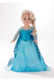 Main image of Disney Frozen Elsa vinyl doll by Madame Alexander