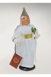 Photographic image of Spirit of Christmas Past by Byers' Choice Ltd.