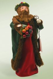 Photographic image of Spirit of Christmas Present by Byers' Choice Ltd.