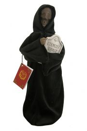 Photo of Spirit of Christmas Future Byers' Choice Caroler figurine.