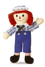 Image of Raggedy Andy Classic large by Aurora World Inc.