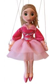 Photo of Ballerina-Fairy Marionette by The Puppet Company Ltd.