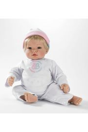 Image of Babblebaby Munchkin Blonde Madame Alexander doll
