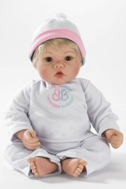 Image of Babble Baby Baby Face Madame Alexander doll
