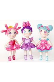 Image of Cotton Candy Ballerina Blue (R) Madame Alexander doll