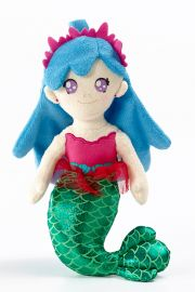 Image of Splash and Play Mermaid Blue Madame Alexander doll