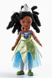 Photo of  Disney Frog Princess Travel Friend jointed play doll by Madame Alexander