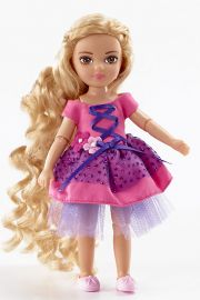 Photo of Rapunzel Disney Princess Travel Friend jointed play doll by Madame Alexander