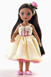 Photo of  Disney Princess Beauty Travel Friend jointed play doll by Madame Alexander