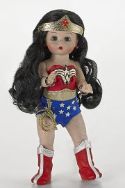 Image of Wonder Woman Madame Alexander doll