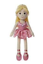 Image of Ballerina Doll Blonde by Aurora World Inc.