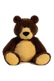 Image of Chuckles plush bear from Aurora Large