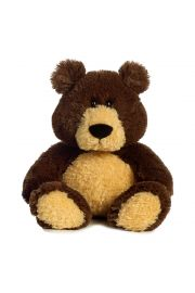 Image of Chuckes plush bear from Aurora