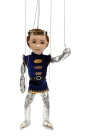 Photo of Prince/Knight Marionette by The Puppet Company Ltd.