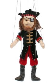 Photo of Pirate Marionette by The Puppet Company Ltd.
