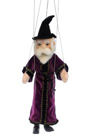 Photo of Wizard Marionette PC009207 by The Puppet Company Ltd.