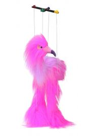 Photo of Pink Baby Bird Marionette PC001402 by The Puppet Company Ltd.