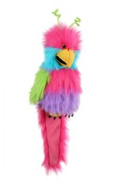 Photo of Baby Bird of Paradise Puppet PC004201 by The Puppet Company Ltd.