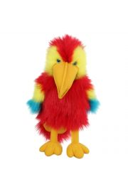 Photo of Baby Scarlett Macaw Puppet PC004204 by The Puppet Company Ltd.