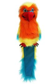 Photo of Large Love Bird Puppet PC003112 by the Puppet Company Ltd.