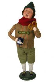 Photo of Bavarian Man Byers' Choice Caroler figurine