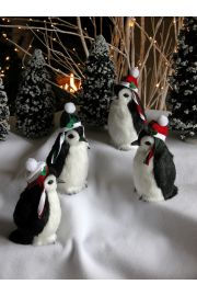 Photo of Penguin  Assortment Byers' Choice Caroler figurines.