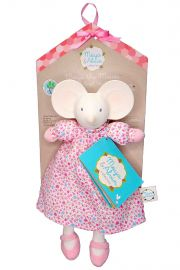 Image of Meiya the Mouse non-toxic rubber soft toy