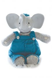 Image of Alvin the Elephant Mini Plush Toy
