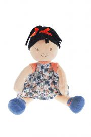 Image of Tammy Lu soft plush doll from Creative Education of Canada.