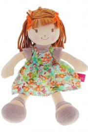 Image of Libby Lu soft plush doll by Bonikka for Creative Education of Canada.