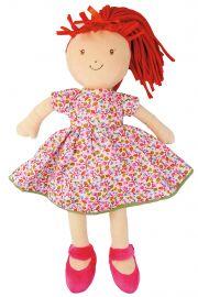 Photo of Ell Lu soft plush play doll.