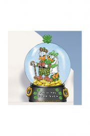 Photographic image of I'Rish You Good Luck Mini Snow Globe by Bradford Exchange.
