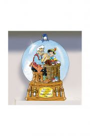 Photographic image of You're the Real Deal, Dad mini snow globe by Bradford Exchange.