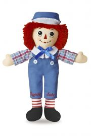 Photo of Raggedy Andy 15415 10 inch rag doll by Aurora.