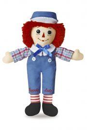 Photo of Raggedy Andy 15415 10 inch rag doll by Aurora.