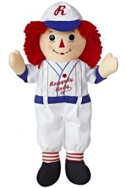 Photo of Raggedy Andy Fun in the Sun rag doll 15430 by Aurora World.